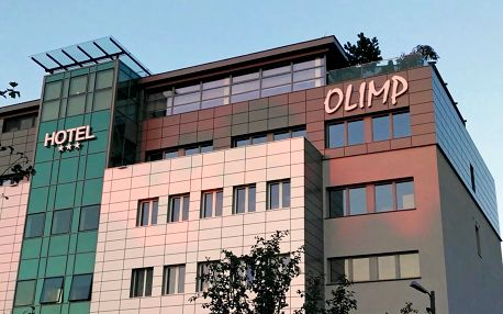 Kaszuby: Hotel Olimp Business & Spa