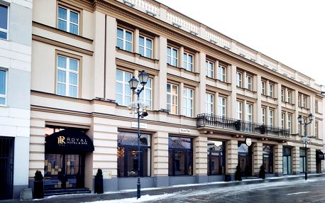 Bialystok: Hotel Royal & Spa