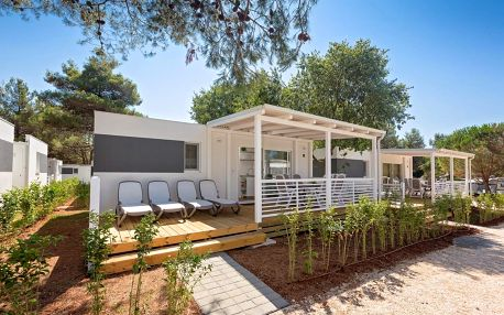 Chorwacja - Istria: Mobile Homes Porto Sole