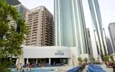 Hotel Towers Rotana, Dubaj, Emiraty Arabskie