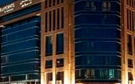 Hotel Four Points by Sheraton Downtown Dubaj, Dubaj, Emiraty Arabskie