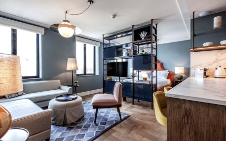 Holandia, Amsterdam: Hotel TWENTY EIGHT