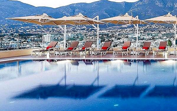 Lord's Palace, Kyrenia (Girne), samolotem, all inclusive2