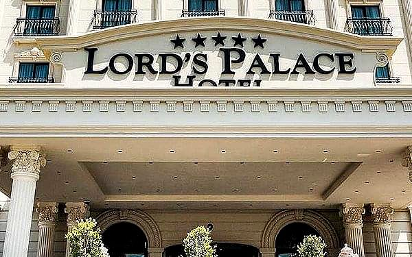 Lord's Palace, Kyrenia (Girne), samolotem, all inclusive4
