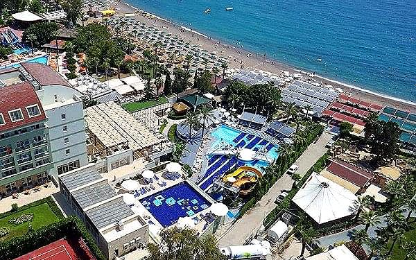 Sea Life Buket Beach (ex. Aska Buket), Alanya, samolotem, all inclusive2