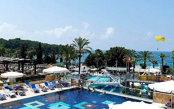 Sea Life Buket Beach (ex. Aska Buket), Alanya, samolotem, all inclusive4