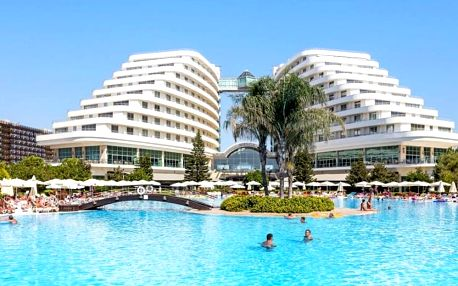 Hotel Miracle De Luxe Resort, Antalya, Turcja, Antalya