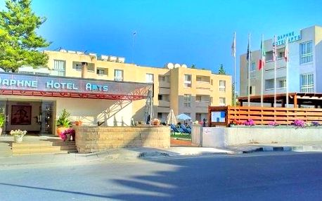Daphne Hotel Apartments, Cypr, Pafos