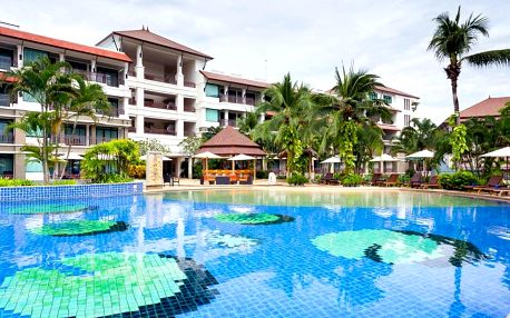 ALPINA PHUKET NALINA RESORT & SPA , Kata Main Beach, Tajlandia, Kata Main Beach