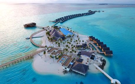 Malediwy - South Male Atoll samolotem na 8-9 dni, all inclusive