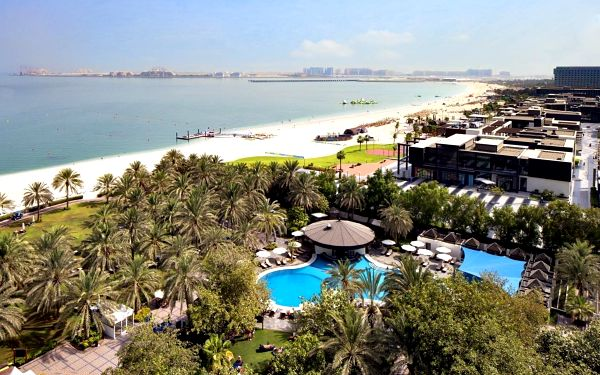 Sheraton Jumeirah Beach Resort, Dubaj, samolotem, all inclusive