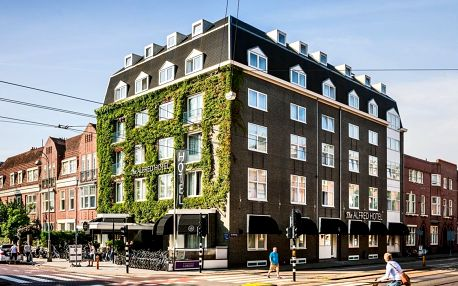 Holandia, Amsterdam: The Alfred Hotel