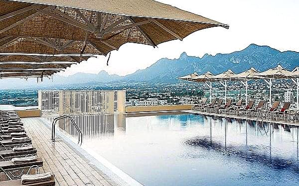 Lord's Palace, Kyrenia (Girne), samolotem, all inclusive