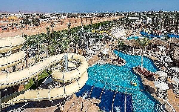 Reef Oasis Beach Resort, Ras Um El Sid, samolotem, all inclusive3