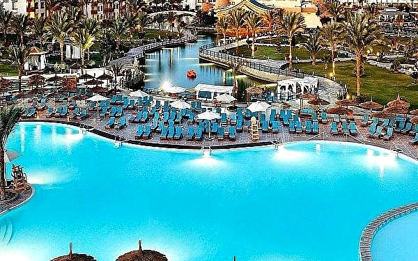 Dana Beach Resort, Hurghada, samolotem, all inclusive