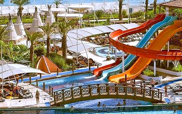 Crystal Family Resort, Belek, samolotem, ultra all inclusive2