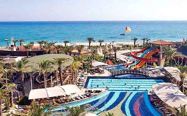 Crystal Family Resort, Belek, samolotem, ultra all inclusive3