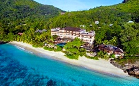 Double Tree by Hilton Allamanda Resort Spa, Mahe, Seszele, Mahe