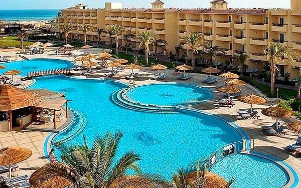 Albatros Beach Club Abou Soma (ex Amwaj), Soma Bay, samolotem, all inclusive2