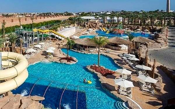 Reef Oasis Beach Resort, Ras Um El Sid, samolotem, all inclusive4
