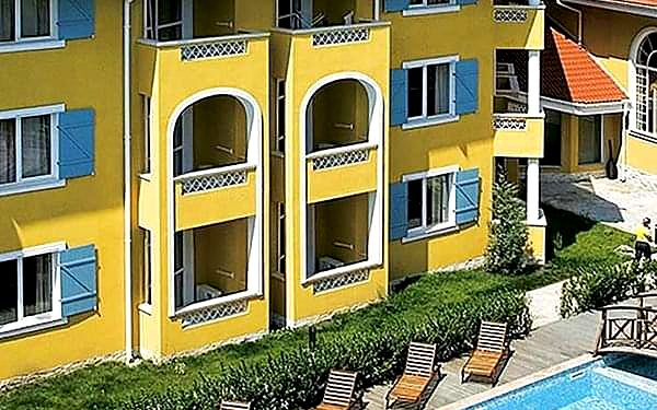 Blue Orange Beach Resort, Sozopol, samolotem, all inclusive4