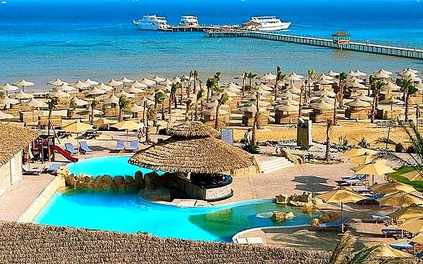 Albatros Beach Club Abou Soma (ex Amwaj), Soma Bay, samolotem, all inclusive4