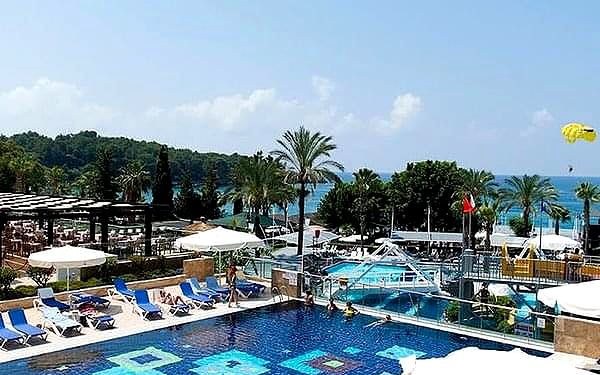 Sea Life Buket Beach (ex. Aska Buket), Alanya, samolotem, all inclusive3