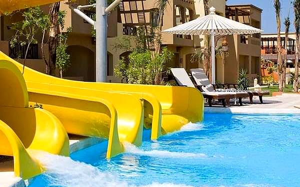 Jaz Casa Del Mar Resort (ex Grand Plaza Resort), Hurghada, samolotem, all inclusive2