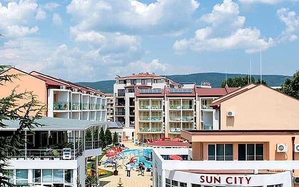 Sun City (Sunny Beach), samolotem, all inclusive4
