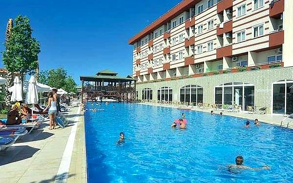 Side Royal Paradise, Kumkoy, samolotem, all inclusive