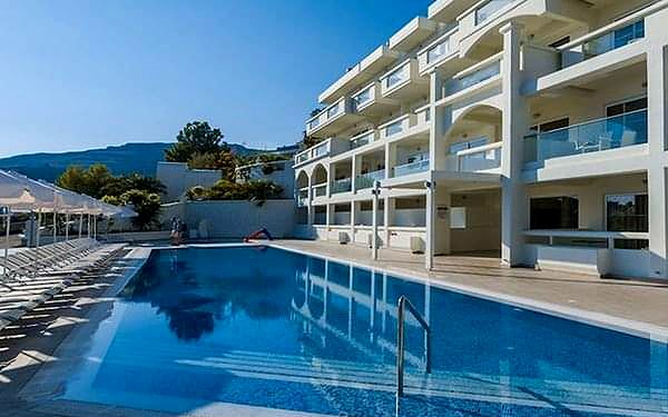 Lindos White Hotel & Suites, Lindos, samolotem, all inclusive4