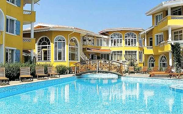 Blue Orange Beach Resort, Sozopol, samolotem, all inclusive