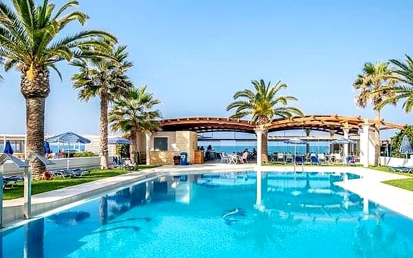 Eva Bay, Adelianos Kampos, samolotem, all inclusive