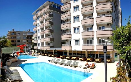 Turcja - Alanya na 5-15 dni, all inclusive