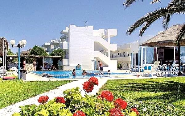 Marebello Beach Resort, Marmari, samolotem, all inclusive