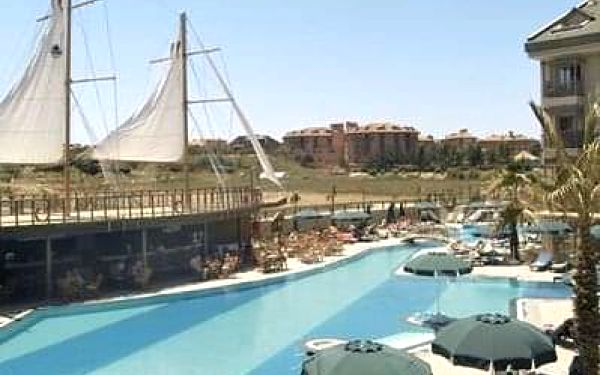 Can Garden Resort, Side, samolotem, all inclusive4