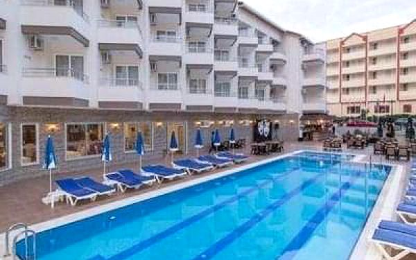 Grand Atilla, Alanya, samolotem, all inclusive